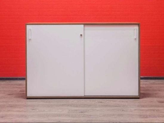 Шкаф для документов низкий Narbutas Nova